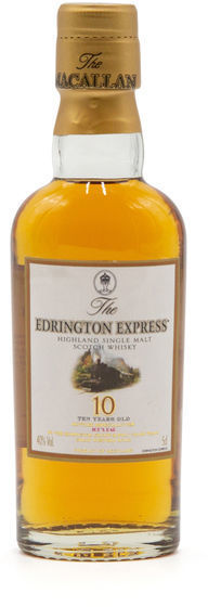 The Macallan 10 years old, Edrington Express miniature