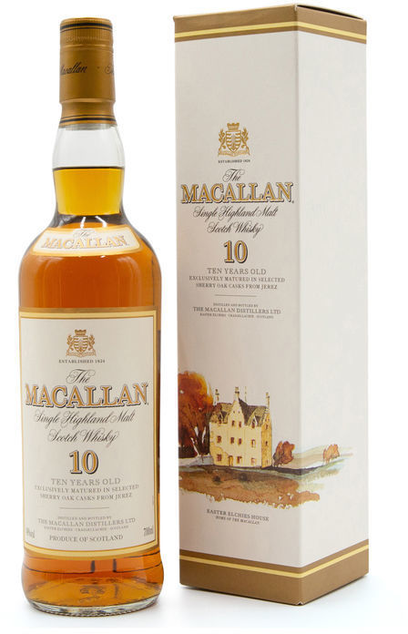 The Macallan 10 years old, Old Style