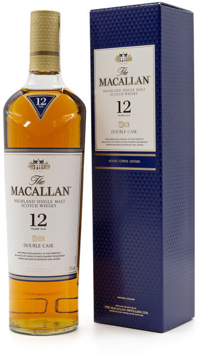 The Macallan 12 years old, Double Cask