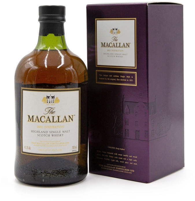 The Macallan 1851 Inspiration