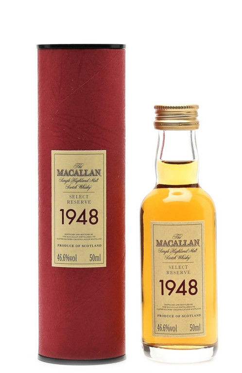 The Macallan 1948 Select Reserve