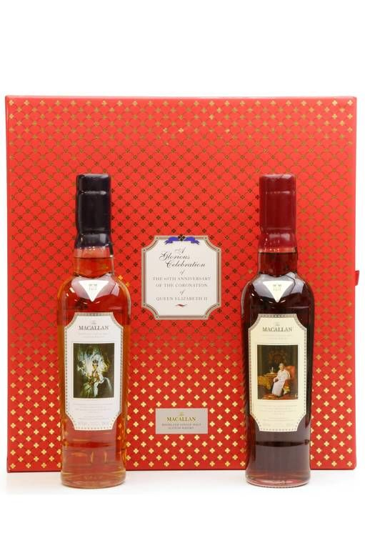 The Macallan Coronation Set