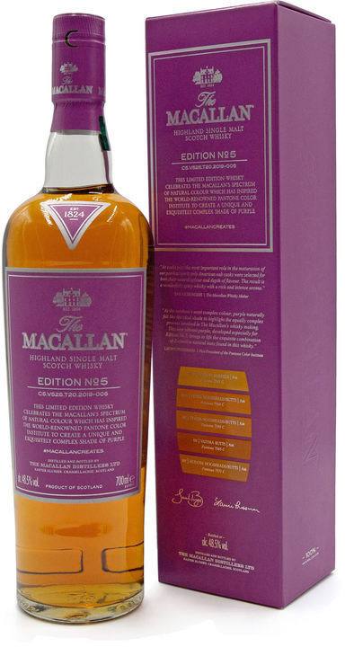 The Macallan Edition 5
