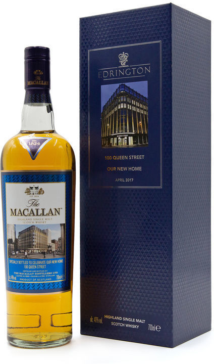 The Macallan, Edrington's New Home Bottling