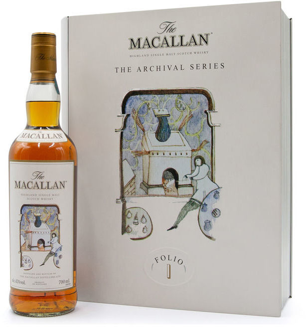 The Macallan Folio 1