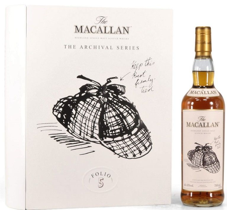 The Macallan Folio 5