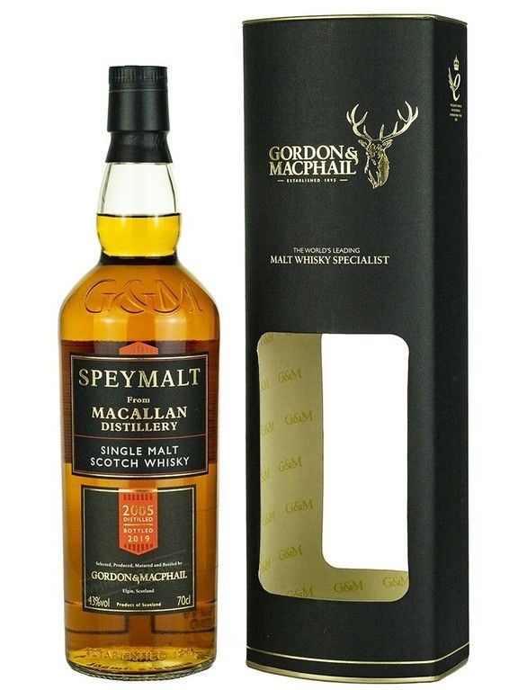 The Macallan Speymalt 2005