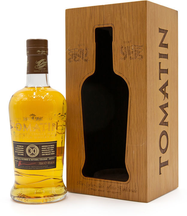 Tomatin 30 years old