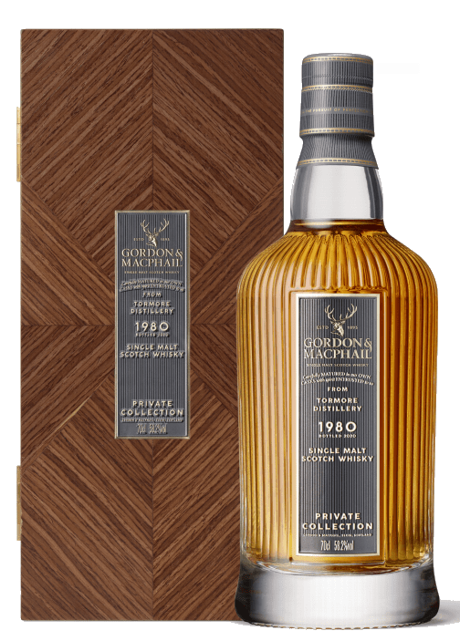 Tormore 1980 Gordon & Macphail Private Collection