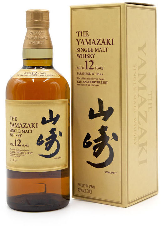 Yamazaki 12 years old (Old Packaging)